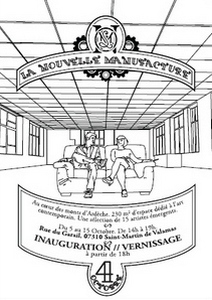 La nouvelle manufacture atelier et lieu d 39 exposition saint martin de va - La manufacture nouvelle ...